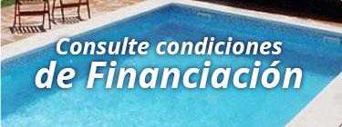 Consulte condiciones de financiación