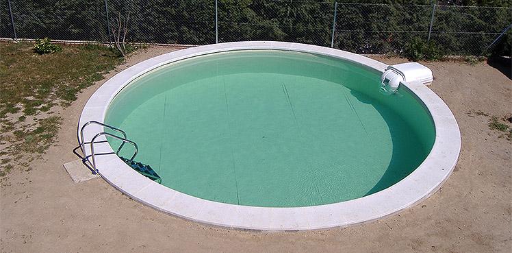 piscinas circulares piscinas en sevilla barcelona