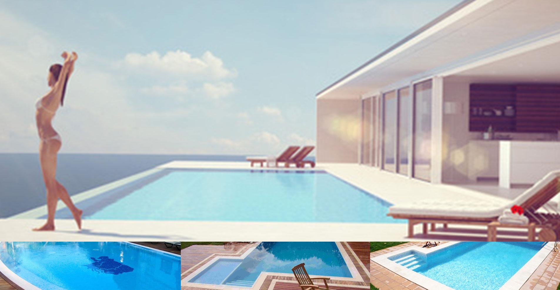 Oferta piscina 8x4 - Precio piscina obra 8x4 ...