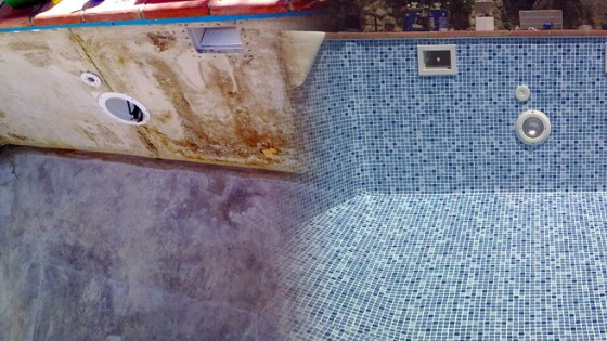 Rehabilitación privada de piscinas