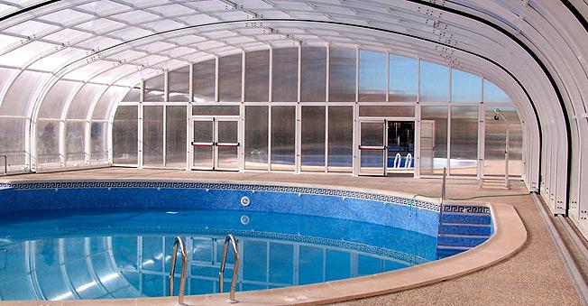 Oferta de cubiertas para piscinas cubiertas piscinas for Piscinas cubiertas salamanca