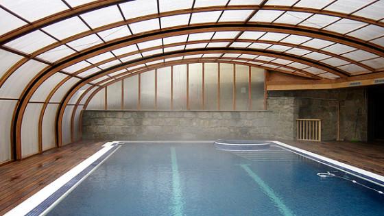 Oferta de cubiertas para piscinas cubiertas piscinas for Cubiertas para piscinas madrid