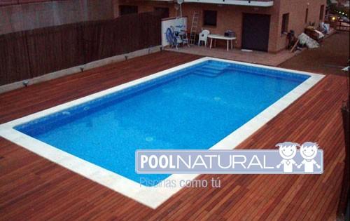 Piscina de Pool Natural