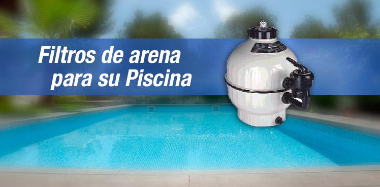 C mo elegir un filtro adecuado para tu piscina for Filtro piscina natural