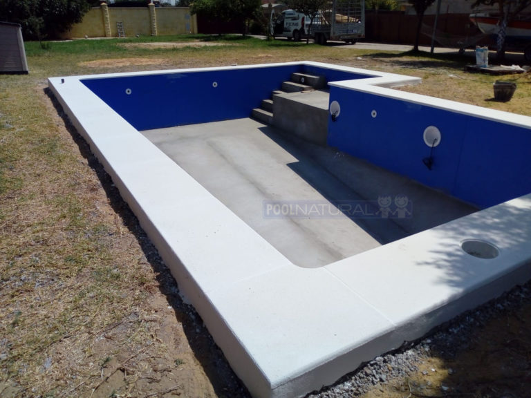 PoolNatural construir piscina en invierno