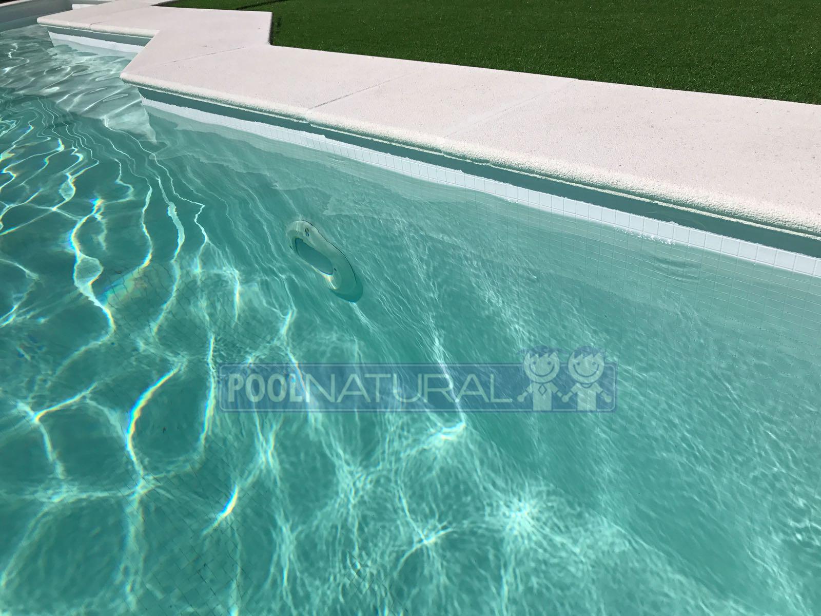 Agua de tu piscina