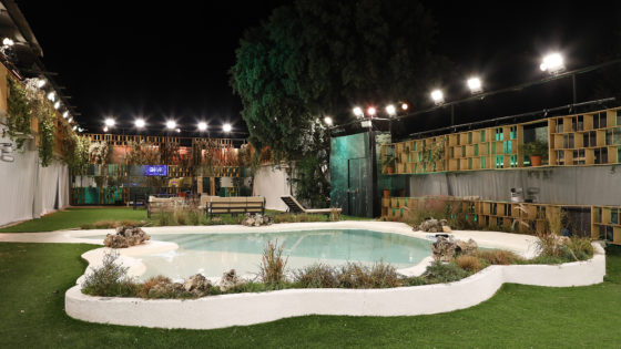 Piscina Gran Hermano VIP PoolNatural